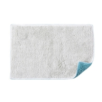 素雅色洗碗布加厚抹布厨房用品擦手巾吸水毛巾
