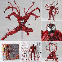蜘蛛侠黑豹钢铁侠模型玩具 可动人偶公仔 配件多多,多关节可动可换