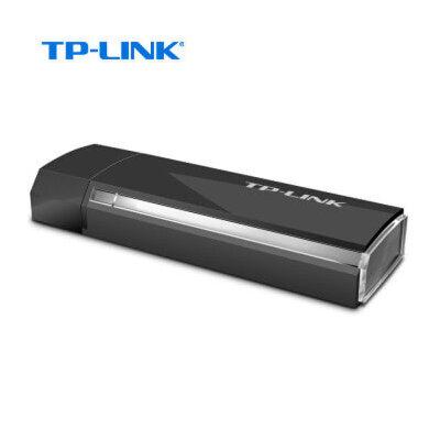 TP-link TL-WDN6200 866M双频USB无线网卡 11ac高速双频无线网卡 便携无线网卡 USB3.0接口(兼容USB2.0接口) CCA技术,提升无线稳定性、扩大无线覆盖范围