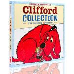 大红狗50周年纪念版Clifford Collection The Original 6 Stories 英文原版绘本