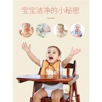 婴儿围嘴幼儿小孩口水巾儿童口水巾围嘴大号宝宝吃饭围兜