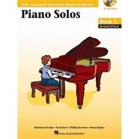 预订Piano Solos Book 3