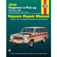【预订】Jeep Wagoneer and Pickup, 1972-1991
