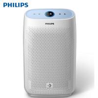 飞利浦 (PHILIPS) 空气净化器 家用卧室除甲醛 除雾霾 除PM2.5 室内净化器 AC1216 白色