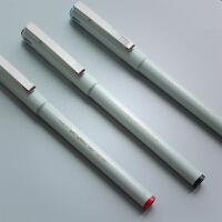 经典日本ZEBRA/斑马水笔BE100签字笔宝珠墨水笔全针管0.5mm办公书写针管水笔红蓝黑色宝珠墨商务0.5mm学生用