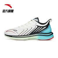 安踏马赫专业跑步鞋男子2021新款透气马拉松竞速运动鞋112135562
