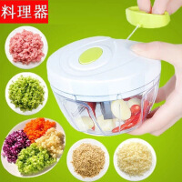 【好货】创意家居 厨房用品用具懒人神器创意居家生活日用品实用小百货玩意手拉式切菜器