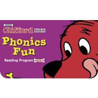 Clifford Phonics Fun Pack 2 (12 books)大红狗趣味英语Phonics第二级(12本