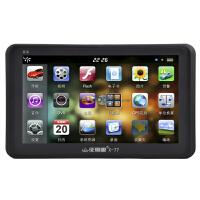 【支持礼品卡】征服眼X77+行车记录仪 GPS导航仪7寸 可选流动测速电子狗一体机雷达版