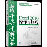 Excel 2010操作与技巧(含CD光盘1张) Excel疑难千寻千解丛书(ExcelTip.net出品)