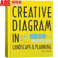 创意分析―图解景观与规划 Landscape 景观元素城市规划深度分析设计书籍