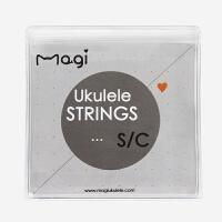 白熊音乐 Magi ukulele 碳素纤维弦Worth小吉他乌克丽丽琴弦 Tenor | 26寸