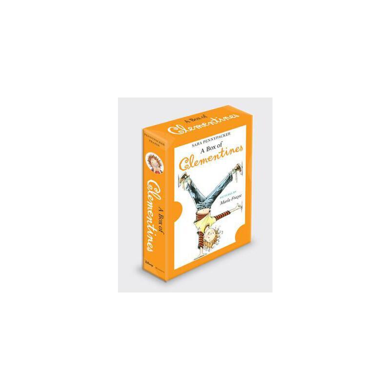 【预订】A Box of Clementines (3-Book Paperback Boxed Set) 预订商品,需要1-3个月发货,非质量问题不接受退换货。