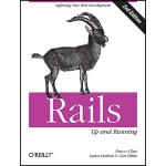 【预订】Rails: Up and Running