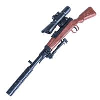 玩具枪模型吃鸡求生手抢小孩男孩狙击儿童玩具枪