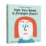 【T&H】Can You Keep a Straight Face?您可以面不改色? 儿童翻翻书
