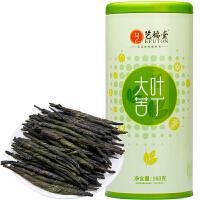 艺福堂 茶叶花草茶 海南大叶苦丁茶 滋味醇甘160克/罐