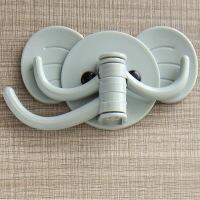 粘贴式挂钩挂勾墙壁勾子粘胶吸盘免打孔免钉门后浴室卫生间厨房