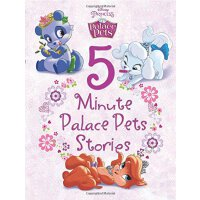 5- Minute Palace Pets Stories宫廷小马5分钟故事ISBN9781484704639