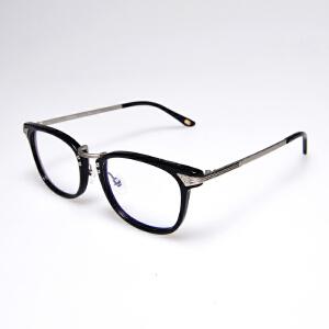 威古氏 复古潮流大框男女眼睛近视眼镜框架 5047