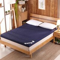 加厚榻榻米床垫床褥 学生宿舍90cm单人1.8m双人折叠可拆卸褥子垫被