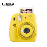 当当自营FUJIFILM富士 拍立得便携式一次成像相机instax mini9果冻色系列