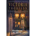 【预订】Murder on St. Mark's Place A Gaslight Mystery