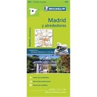 预订Madrid y alrededores - Zoom Map 121:Map