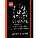 【预订】The Steal Like an Artist Journal: A Notebook for Creati