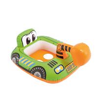 0-3岁儿童坐式浮圈宝宝游泳圈坐圈汽车飞机坐骑腋下游泳圈