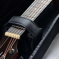 卡马吉他包防水加厚海绵吉他包黑色41寸吉他背包双肩背包琴包琴盒