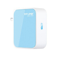 包邮 TP-LINK TL-WR800N 300M 迷你 便携式 无线路由器