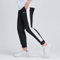 Adidas阿迪达斯NEO女裤2019春季新款运动裤跑步训练长裤DZ9282