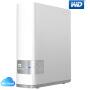 WD西部数据 My Cloud西数云NAS网络存储 3.5英寸3T/4T/6T/8T可选 网络硬盘存储服务器,网络数据备份,个人云存储
