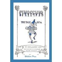 【预订】Pinocchio (Illustrated Edition)