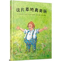 """这片草地真美丽――""""点点老师""""推荐阅读,绘者曾荣获奥地利儿童图书插画奖、奥地利绘本大奖!"""