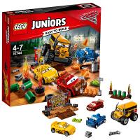 [当当自营]LEGO 乐高 Juniors小拼砌师系列 雷霆山谷疯狂8圈赛 积木拼插儿童益智玩具10744