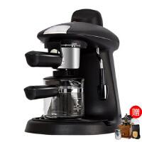 Eupa/灿坤 TSK-1822A咖啡机意式半自动家用咖啡壶高压蒸汽打奶泡 意式高压萃取 蒸汽打奶泡 赠磨豆机 咖啡豆