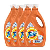【宝洁】汰渍正品机洗洗衣液10kg家庭装全效去渍洁净组合持久留香瓶装