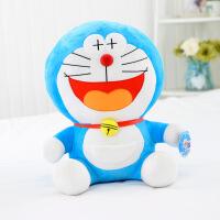 六一儿童节520元旦礼物哆啦a梦公仔毛绒玩具机器猫抱枕叮当猫蓝胖子娃娃可爱生日礼物女
