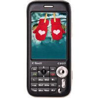天语 C207 GSM拍照手机 直板手/700万高清像素老人手机LGDZ
