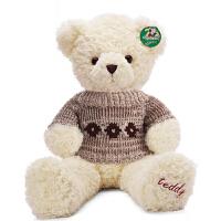 大号泰迪熊毛毛熊抱抱熊绒毛绒玩具*娃娃公仔小熊布偶娃娃女孩