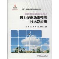 风力发电功率预测技术及应用 中国电力出版社