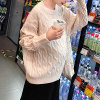 孕妇毛衣女秋冬季2018新款韩版宽松打底纯色针织衫孕妇装秋装上衣SL006 均码