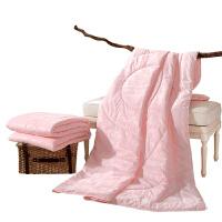 [当当自营]富安娜家纺 圣之花 夏日空调夏凉夏薄被 悦享空调被 粉红色 230*229cm
