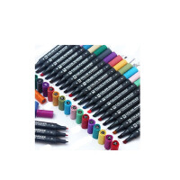 好吉森鹤斯塔STA 3202马克笔第四代4代touch马克笔效果图笔画笔绘图笔彩色笔(工业造型产品30色)套装+送品