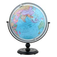 博目地球仪:30cm中英文政区地球仪(万向支架) 北京博目地图制品有限公司 测绘出版社 9787503040337