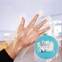 一次性手套一次性塑料手套各种规格家用手套 100只/包