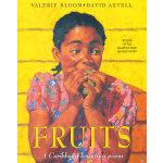 Fruits《水果》(英国雀巢儿童书奖铜奖 ISBN9780333653128)