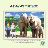 【预订】A Day at the Zoo